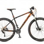 Bicicletas Modelos 2017 KTM MTB Rígida ULTRA 29 Código modelo: Ultra 1964 Ltd 29 20s30s Black Matt Orange