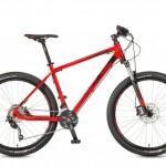 Bicicletas Modelos 2017 KTM MTB Rígida ULTRA 27 Código modelo: Ultra Fire 27 30s Rot Schwarz
