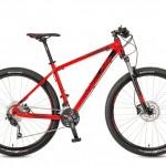 Bicicletas KTM MTB Rígida ULTRA 29 Código modelo: Ultra Fire 29 30s Red Black