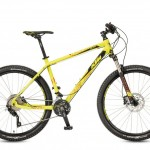 Bicicletas Modelos 2017 KTM MTB Rígida ULTRA 27 Código modelo: Ultra Flite 27 30s Neongelb Schwarz