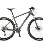 Bicicletas Modelos 2017 KTM MTB Rígida ULTRA 29 Código modelo: Ultra Flite 29 30s Titangrey Matt White