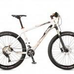 Bicicletas Modelos 2017 KTM MTB Rígida ULTRA 27 Código modelo: Ultra Force 27 22s White Matt Orange