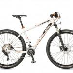 Bicicletas KTM MTB Rígida ULTRA 29 Código modelo: Ultra Force 29 22s White Matt Black Orange