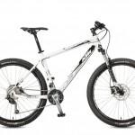 Bicicletas Modelos 2017 KTM MTB Rígida ULTRA 27 Código modelo: Ultra Fun 27 27s White Black