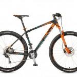 Bicicletas KTM MTB Rígida ULTRA 29 Código modelo: Ultra Fun 29 27s Black Matt Orange