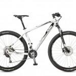 Bicicletas KTM MTB Rígida ULTRA 29 Código modelo: Ultra Fun 29 27s White Titangreyblack