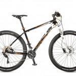 Bicicletas KTM MTB Rígida ULTRA 29 Código modelo: Ultra Sport 29 30s Black Whiteorange