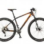 Bicicletas KTM MTB Rígida ULTRA 29 Código modelo: Ultra Team 29 22s Black Matt Orange
