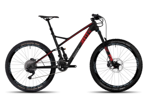 Bicicletas Modelos 2018 Ghost MTB Doble Suspensión RIOT GHOST RIOT 8 UC Código modelo: Csm 17AM1038 RIOT 8 UC 27 5 U NIGHTBLACK CLASSICRED RIOTRED 0c45e449a4 (1)