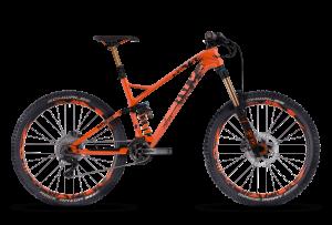 Bicicletas Modelos 2018 Ghost MTB Doble Suspensión PATHRIOT GHOST PATHRIOT 10 UC Código modelo: Csm 17AM1051 PATHRIOT 10 UC 27 5 U MONARCHORANGE NIGHTBLACK 4870144382