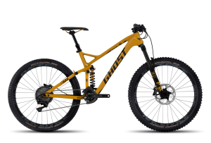 Bicicletas Ghost MTB Doble Suspensión FR AMR 27,5´´ GHOST FR AMR LC 8 Código modelo: Csm 17FR2008 FRAMR 8 LC 27 5 U CANEYELLOW NIGHTBLACK 3b792e11d3