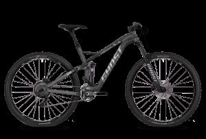 Bicicletas Modelos 2018 Ghost MTB Doble Suspensión SL AMR GHOST SL AMR 4.9 AL Código modelo: Csm MY18 SLAMR 4 9 AL U TITANIUMGRAY IRIDIUMSILVER PALLADIUMSILVER 18SL3002 B6c692ba72