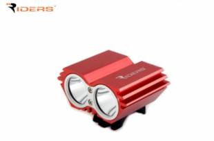 Tienda online Accesorios Componentes y Repuestos Foco Riders F2800 Rojo