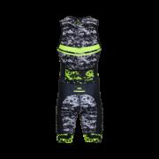 Traje Triatlón Zoot LTD Racesuit Foto 2 - Código modelo: Zoot M Tri Ltd Racesuit S17 Back High Viz Yellow 400x