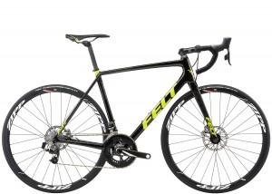 Bicicletas Felt Carretera Felt Serie FR FELT FR2 Disc eTap Código modelo: 2018 FR2 DISC ETAP