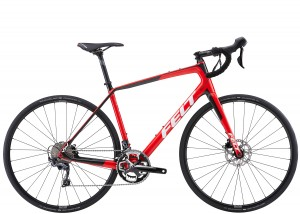 Bicicletas Modelos 2018 Felt Carretera Felt Serie VR Felt VR4 Código modelo: Felt 2018 VR4 Red