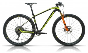 Bicicletas Megamo Montaña Factory FACTORY ELITE 06 XT Código modelo: 29 FACTORY 06 ELITE XT  BLACK