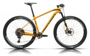 Bicicletas Modelos 2018 Megamo Montaña Factory FACTORY 07 EAGLE Código modelo: 29 FACTORY 07 EAGLE  ORANGE