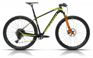 Bicicletas Modelos 2018 Megamo Montaña Factory FACTORY ELITE 05 EAGLE Código modelo: 29 FACTORY ELITE 05 EAGLE  BLACK