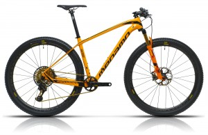 Bicicletas Modelos 2018 Megamo Montaña Factory FACTORY ELITE 03 EAGLE Código modelo: 29 FACTORY ELITE EAGLE 03  ORANGE