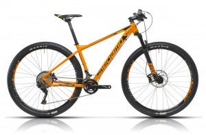 Bicicletas Modelos 2018 Megamo Montaña Natural 29´´/27,5´´ Natural Elite 11 Código modelo: 29 NATURAL 11 ELITE ORANGE