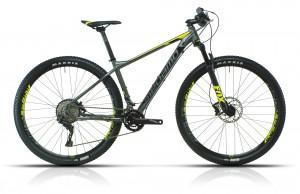 Bicicletas Modelos 2018 Megamo Montaña Natural 29´´/27,5´´ Natural Elite 11 Código modelo: 29 NATURAL 11 ELITE  GREY