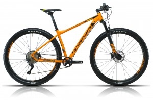 Bicicletas Megamo Montaña Natural 29´´/27,5´´ Natural Elite 13 Código modelo: 29 NATURAL 13 ELITE   ORANGE