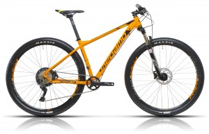 Bicicletas Modelos 2018 Megamo Montaña Natural 29´´/27,5´´ Natural Elite 17 Código modelo: 29 NATURAL 17 ELITE ORANGE