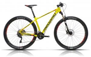 Bicicletas Modelos 2018 Megamo Montaña Natural 29´´/27,5´´ Natural RC33 Código modelo: 29 NATURAL 33 RC YELLOW