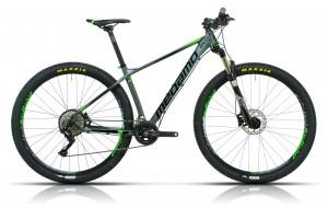 Bicicletas Modelos 2018 Megamo Montaña Natural 29´´/27,5´´ Natural RC35 Código modelo: 29 NATURAL 35 RC GREY