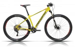 Bicicletas Modelos 2018 Megamo Montaña Natural 29´´/27,5´´ Natural RC35 Código modelo: 29 NATURAL 35 RS   YELLOW