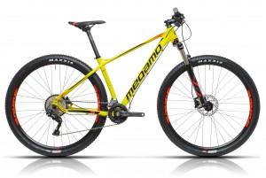 Bicicletas Modelos 2018 Megamo Montaña Natural 29´´/27,5´´ Natural RC37 Código modelo: 29 NATURAL 37 YELLOW