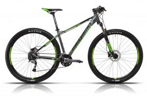 Bicicletas Modelos 2018 Megamo Montaña Natural 29´´/27,5´´ Natural 40 Código modelo: 29 NATURAL 40 GREY