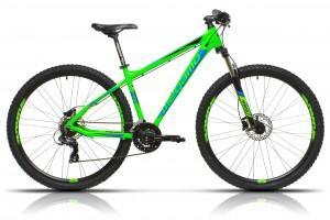 Bicicletas Modelos 2018 Megamo Montaña Natural 29´´/27,5´´ Natural 60 Código modelo: 29 NATURAL 60 GREEN