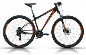 Bicicletas Modelos 2018 Megamo Montaña Natural 29´´/27,5´´ Natural 60 Código modelo: 29 NATURAL 60 ORANGE