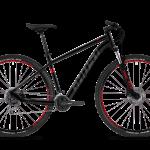 Bicicletas Ghost Montaña MTB Rígidas GHOST KATO GHOST KATO 5.9 AL Código modelo: Csm 65KA1089 PY19 KATO 5 9 AL U JETBLACK TITANIUMGREY RIOTRED 20a2850339