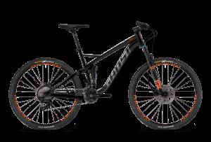 Bicicletas Ghost Ghost Doble Suspensión Kato FS GHOST KATO FS 5.7 AL Código modelo: Csm 86KA5002 PY18 KATO FS 5 7 AL U LOWBUDGED NIGHTBLACK TITANIUMGRAY MONARCHORANGE B0d7dd34f6