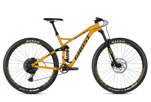 Bicicletas Modelos 2019 Ghost Ghost Doble Suspensión SL AMR 29 GHOST SL AMR 4.9 AL Código modelo: Csm 86SL1002 PY18 SLAMR 4 9 AL U SPECTRAYELLOW JETBLACK 52cf61428b