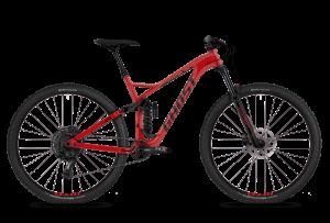 Bicicletas Modelos 2019 Ghost Ghost Doble Suspensión SL AMR 29 GHOST SL AMR 2.9 AL Código modelo: Csm 86SL1007 PY18 SLAMR 2 9 AL U RIOTRED JETBLACK 7543518475