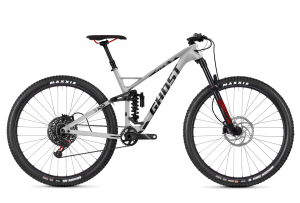 Bicicletas Ghost Ghost Doble Suspensión SL AMR 29 GHOST SL AMR 9.9 LC Código modelo: Csm 86SL2007 PY18 SLAMR 9 9 LC U IRIDIUMSILVER JETBLACK RIOTRED 4b3951f64c