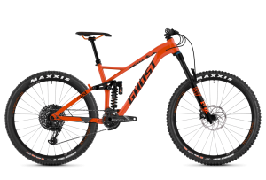 Bicicletas Ghost Ghost Doble Suspensión FR AMR GHOST FR AMR 6.7 AL Código modelo: Csm MY18 FRAMR 6 7 AL U MONARCHORANGE NIGHTBLACK 18FR2008 6695b14392