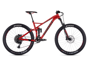 Bicicletas Ghost Ghost Doble Suspensión SL AMR 27,5´´ SL AMR 6.7 AL Código modelo: Csm MY18 SLAMR 6 7 AL U RIOTRED NIGHTBLACK 18SL4008 E33d6fca5e (1)
