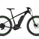 Bicicletas Ghost Eléctricas Rígidas GHOST HYBRIDE TERU B4.7+ AL U Código modelo: Csm 65YT1008 PY19 TERU 4 7  AL U LOWBUDGED JETBLACK URBANGRAY RIOTGREEN Bc30febcad
