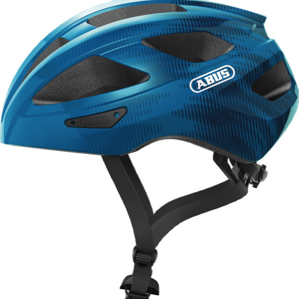 Casco ABUS Macator steel blue Foto 1