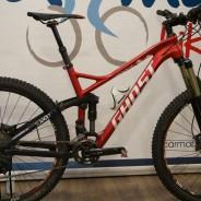 Segunda mano Bicicletas GHOST SL AMR 7 XTDI2 1.999 €