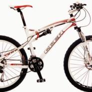 Bicicletas Modelos 2013 QÜER Doble suspensión