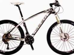 Bicicletas Modelos 2012 QÜER CXR Carbon 1