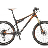 Bicicletas Modelos 2017 KTM MTB Full Suspension LYCAN 27