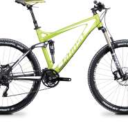 Bicicletas Modelos 2014 Ghost MTB Dobles AMR 650 B 27,5″ AMR 6559