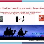 Eventos y salidas Oferta Navidad bicis niño 24″ 20″